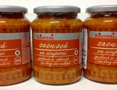RO_Raureni Zacusca cu Ciuperci 6 x 720ml
