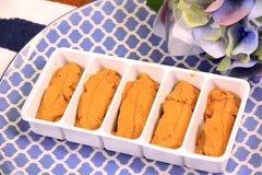 Seafood_Sea urchin Sashimi 1 box 本地新鲜出口级黄金海胆1盒