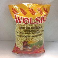 POL_Wolski Thin Noodles 250g