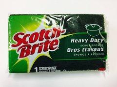 Scotch-Brite Heavy Duty Sponge