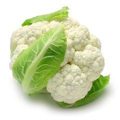 Veg.o_Organic_ Cauliflower 1 count 有机白菜花一颗