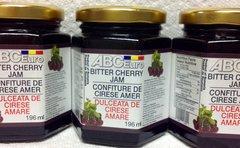 RO_ABC Euro Bitter Cherry Jam 6 x 196 ml
