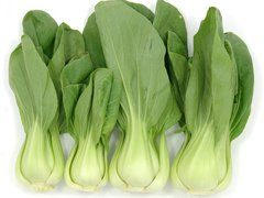 Organic Shanghai Bok Choy 15lbs 有机上海白菜15磅箱