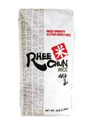 GRAIN_Rhee Chun Fancy Rice 5 lb/bag Rhee Chun 寿司米 5磅袋