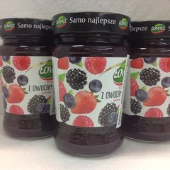 POL_Lowicz Forest Fruit Spread 280g