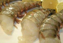 Seafood_Large Tiger Prawn Headless 454g 特大去头去肚老虎虾1磅袋