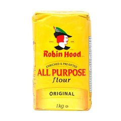 Grain_ Robin Hood All Purpose Flour 1 kg/bag Robin Hood 天然多用途面粉 1千克/袋