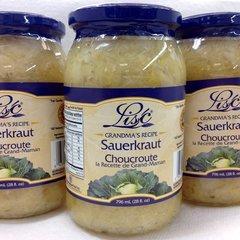 POL_ Lisc Sauerkraut 900ml