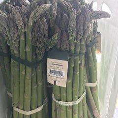 Organic Asparagus bunch 1 lb 有机新鲜芦笋1磅扎