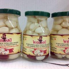 POL_Wolski Marinated Garlic (No Shipping, Pick-Up Only)