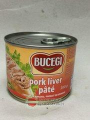 RO_Bucegi Pork Liver Pate 200g