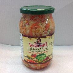 POL_Wolski Balkan Salad 796ml (No Shipping, Pick-Up Only)