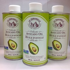 La Tourangelle Avocado Oil 牛油果油 500ml(买五送一)