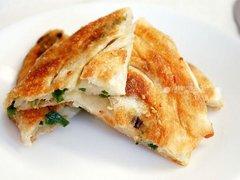 Handmade Green Onions Pancake 6 pcs 手工葱油饼6张(特大)