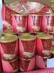 ALMOND ROCA Buttercrunch Toffee /284g 乐家扁桃仁巧克力/284g