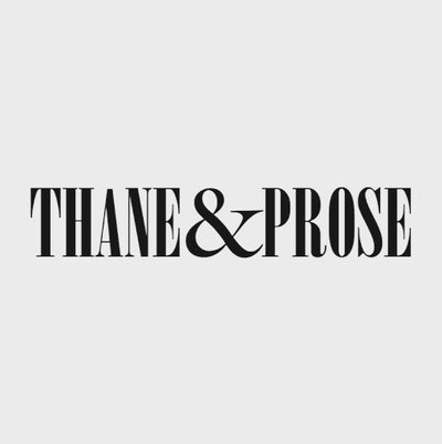 Thane & Prose Press Bookstore