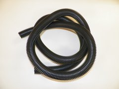 BLACK SPLIT SLEEVE WIRING HARNESS LOOM FLEXIABLE WIRE COVER PROTECTION FLEX