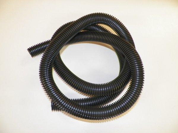 Automotive Wiring Harness Sleeve : Black split sleeve wiring harness loom flexiable wire