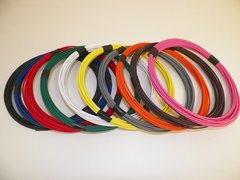 18 Gauge GXL Wire - 10 solid colors each 25 foot long