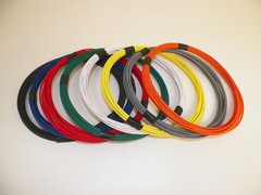 16 Gauge TXL Wire - 8 solid colors each 25 foot long