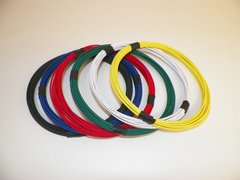 16 gauge TXL wire - 6 solid colors each 25 foot long