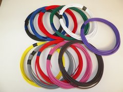 20 gauge txl wire 11 solid colors 25 foot lengths