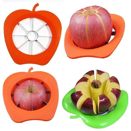 Stainless Steel Apple Corer & Fruit Slicer