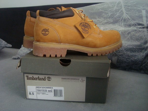 Men's Timberland Classic Oxford Boots