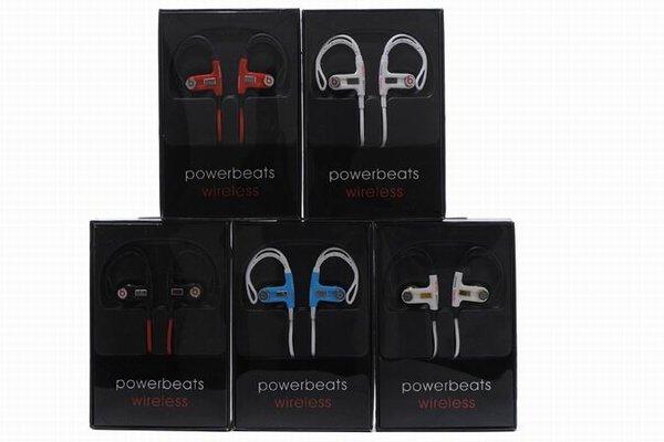 Beats By Dre Powerbeats Wireless Bluetooth Headphones