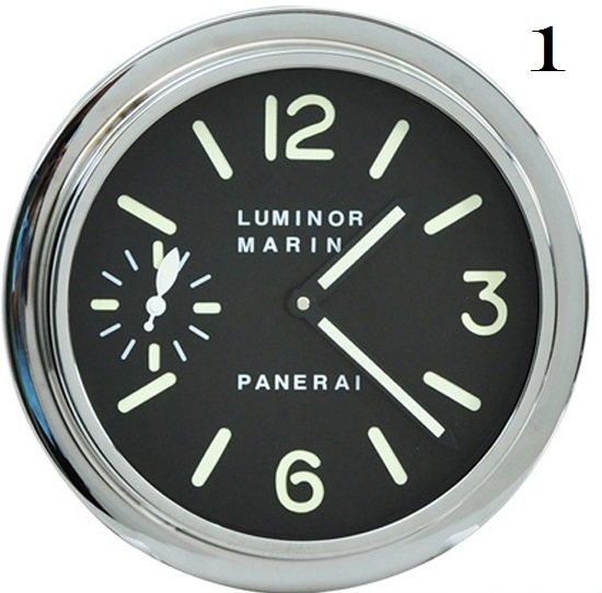 Panerai Luminor Marina Luxury Round Wall Clock (Limited) (Extended)