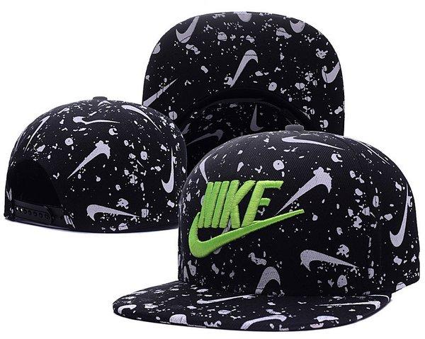 The Nike Futura True Custom Snapback
