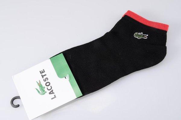 Lacoste Ped Custom Basic Ankle Socks 1398000