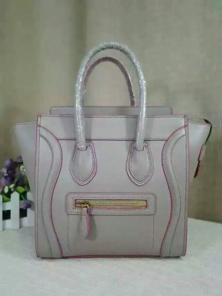 Vintage Celine Phantom Luxurious Leather Handbag