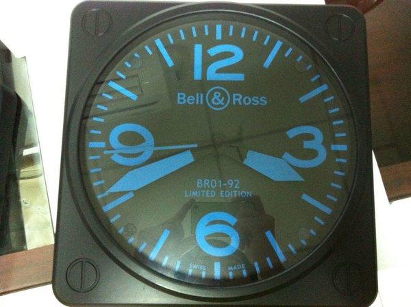 Bell & Ross Aviator Cockpit Luxury Wall Clock