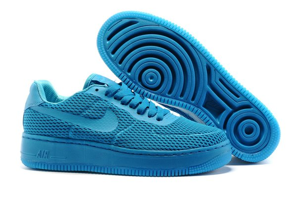 Ladies Nike Air Force 1 Low Upstep Breath Sneakers (7 Styles Available)