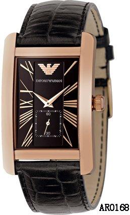 Men's Emporio Armani AR0168 Classic Analog Watch