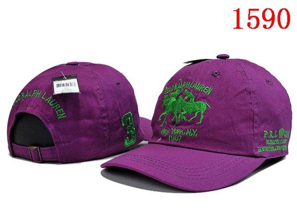 Polo RL N.Y. CHINO BASEBALL CAP