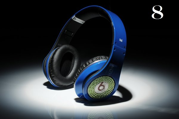 Monster Beats By Dre Diamond Studio Wireless Headphones (Extended)
