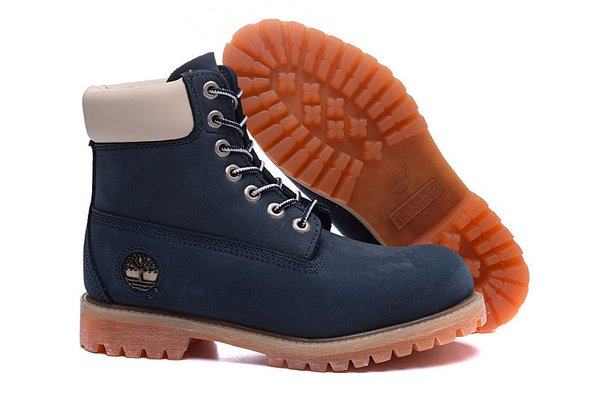 Men's Timberland 6 Inch 10061 Metal Logo Boots (3 Colors Available)
