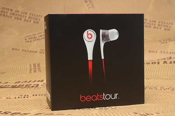 Beats by Dre Tour Wired In-Ear Headphones