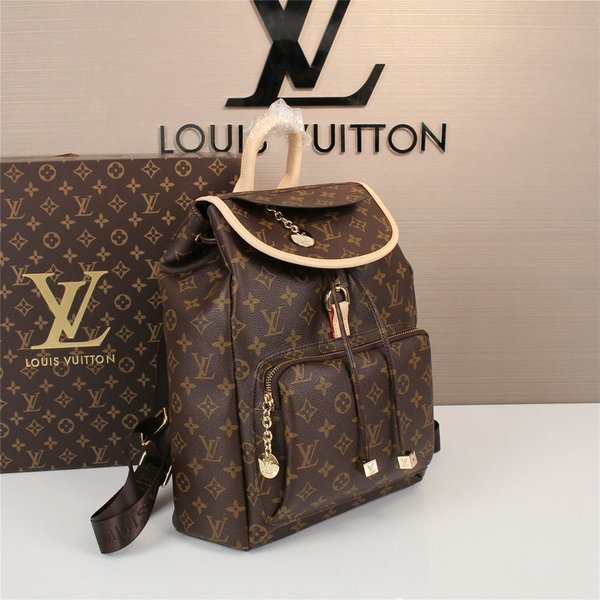 Vintage Louis Vuitton Monogram Canvas Bosphore Backpack