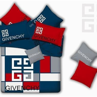 Givenchy Luxury High-Quality 6 Pc Brand Bed-Set