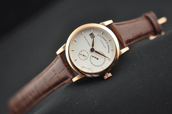 A. Lange & Söhne Lange 31 Luxury Wristwatch