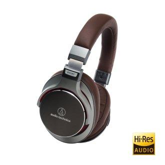 Audio-Technica ATH-MSR7GM Over-Ear High-Resolution Audio Headphones