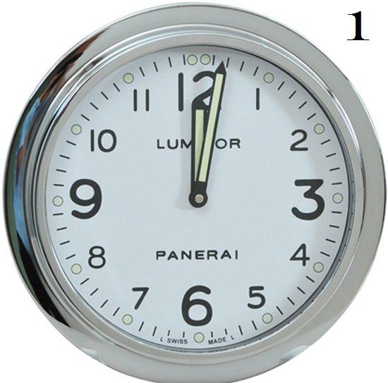 Panerai Luminor Round Luxury Wall Clock