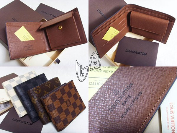 Men's Louis Vuitton Damier Marco Wallet