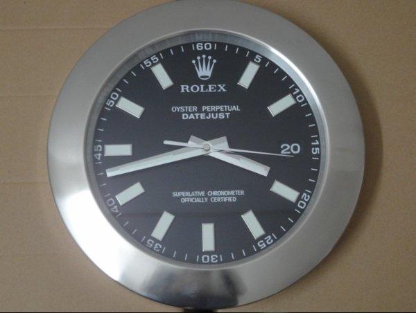 ROLEX DateJust Series RX300 Luxury Wall Clock