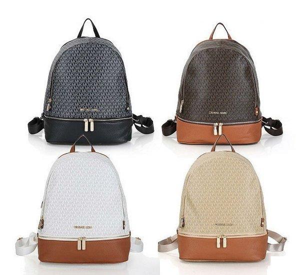 Vintage MICHAEL KORS Rhea Small Backpack
