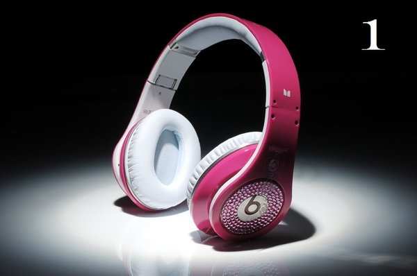 Monster Beats By Dre Diamond Studio Wireless Headphones