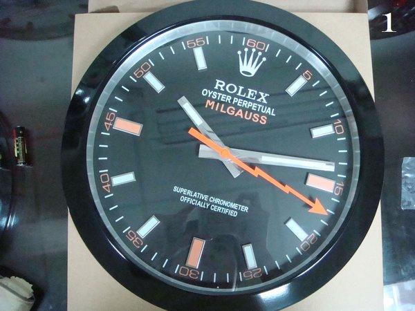 ROLEX Milgauss Series RX300 Luxury Wall Clock